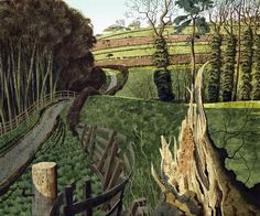 Simon Palmer watercolour