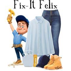 Fix It Felix - Disney's Wreck-It Ralph