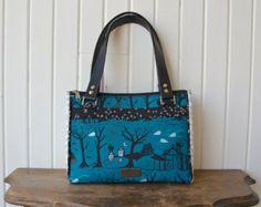 Luna Laptop Bag & Handbag PDF Sewing pattern by LoreleiJayne
