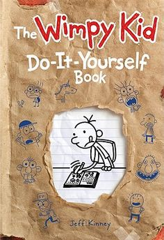 Special to the Southern List: 4/6/2014:  The Wimpy Kid Do-It-Yourself Book (revised and expanded edition) (Diary of a Wimpy Kid) | IndieBound