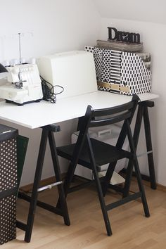 DIY Sewing Table
