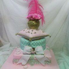 Cake Maria Antonia chick