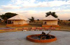 5 Fabulous Jaisalmer Tent Hotels and Desert Camps: Damodra Desert Camp Jaisalmer