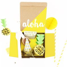 Pineapple Party in a Box