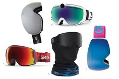 Hit List: Snow Goggles