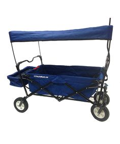 Another great find on #zulily! Blue EasyGo Wagon by EasyGoProducts #zulilyfinds