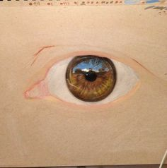 Ultra-Realistic Eye Drawings. - Imgur