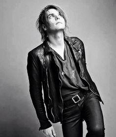 Black and white Gerard