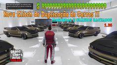 GTA V: NOVO GLITCH de DINHEIRO INFINITO **SOLO (New Money Glitch Solo) 1...