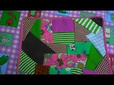 no votes tus retazos patchwork crafts Youtube, Make It Yourself, Quilts, Blanket, Blog, Crafts, Felting, Fabric Scrap Crafts, Farmhouse Rugs