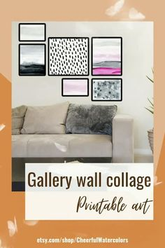 Gallery wall collage kit pink watercolor aesthetic pictures. Pink wall collage bedroom pictures. watercolor paintings wall collage printable. Amazing teen girl bedrooms decorating ideas diy teenagers. VSCO aesthetic pictures for wall collage. Dorm room decorations wall picture collages. Dorm decor ideas wall decorations girl rooms. Printable wall art bedroom girl rooms. #dormdecor #teenroomdecor #teengirlroom #vscoaesthetic #wallcollage #wallcollagekit #printablewallart Diy Bedroom Decor For Girls, Teen Room Decor, Bedroom Ideas, Picture Collages, Picture Walls, Girl Rooms, Teen Girl Bedrooms, Bed Wall, Bedroom Wall