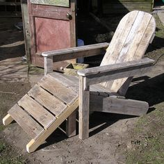 Coach House Crafting on a budget: adirondack