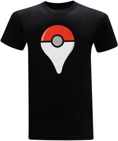Pokemon Go Poke Pin Men's T-Shirt