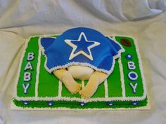 Dallas Cowboys Baby Shower