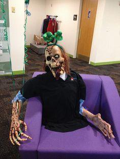 Day 81: Zombie