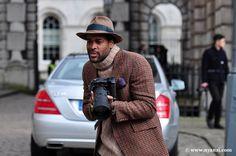 London Fashion Week (A/W 2013) - Day Two. As per Nyanzi Report