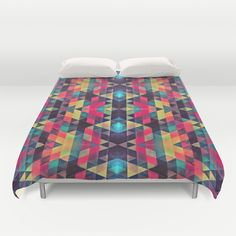 fyx th'pryss Duvet Cover by Spires - $99.00