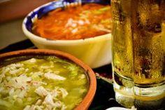 Aqui el Pozole - Restaurantes Fondas Tacos Flautas Enchiladas Desayunos Servicio a Domicilio y Oficinas Satelite Polanco DF