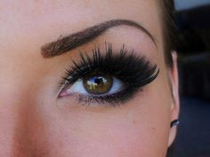 Great eye brows!