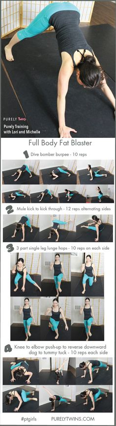 Hit a plateau in your workouts? Looking for new challenging moves? Give this 4 bodyweight exercises a try. These moves are advanced, click to get modifications. Come do this workout with me.