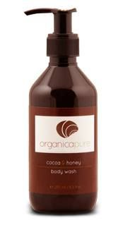 Review & Giveaway – Cocoa & Honey Body Wash by Organicapure