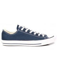 CONVERSE ALL STAR OX - NAVY - £ 44.95 Navy Converse 5fed56b49