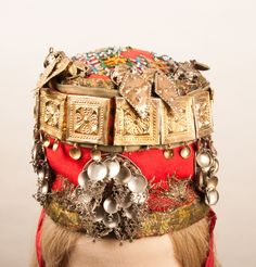 Bridal Crown, Headdress, Norway, Captain Hat, Europe, Costumes, Traditional, Hats, Fashion
