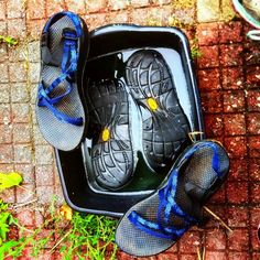 Chaco Cleaning How To & Schedule  #chacos #cleaning
