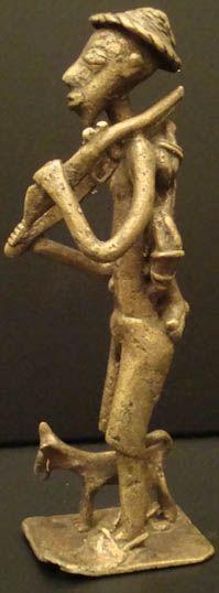 Asante/Ashanti Bronze Figure/Gold Weight