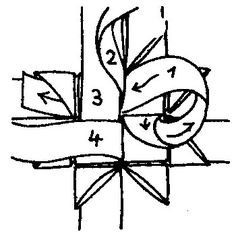diy bascetta stern aus buchseiten foto anleitung geschenk selbst weihnachten advent mit. Black Bedroom Furniture Sets. Home Design Ideas