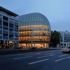 Peek & Cloppenburg by Renzo Piano Building Workshop
