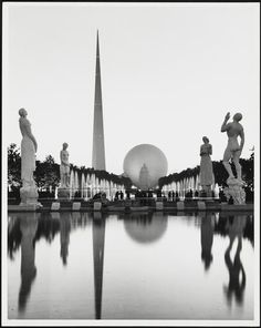 On this date (April 30) the 1939 New York World's Fair opened.