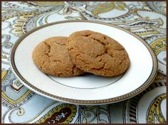 Brown Sugar Cookies #Recipe #Dessert #Housetrends