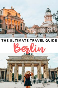 Berlin is so much more than the main attractions and the awful events that took place in the pass.  It's a vibrant city with a lot to learn. Without any further revealing here's my Berlin Travel Guide!  More at www.littlefootadventures.com  Berlin   Germa