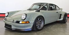RWB's First-Ever Porsche 911 Turbo Is Mad, Bad And For Sale At $200k+ #Galleries #Porsche