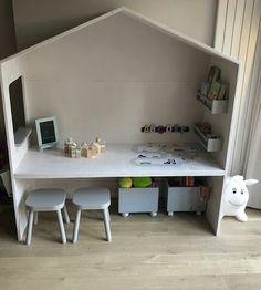 Baby Bedroom, Kids Bedroom, Kids Corner, Living Room Inspiration, Kid Spaces, Play Houses, Montessori, Playroom, Room Decor
