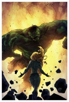 HardCandy / Hulk vs. Invisible Woman
