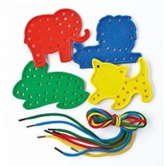 Go to http://prenatal-baby-toddler-preschool-store.co.uk/creation-station-animal-lacing-shapes  to review Creation Station Animal Lacing Shapes by Creation Station