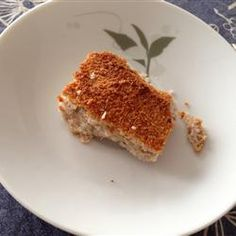Healthy (No Sugar/Butter Added) Almond and Coconut Squares Allrecipes.com Join my Team at:  www.tekeirn.SBC90.com