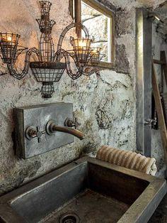 Interieur inspiratie uit de Auvergne Voor meer interieur inspiratie kijk ook eens op http://www.wonenonline.nl/interieur-inrichten/