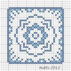 Creative Workshops from Hetti: SAL Delfts Blauwe Tegels, Deel 9 - SAL Delft Blue Tiles, Part 9.