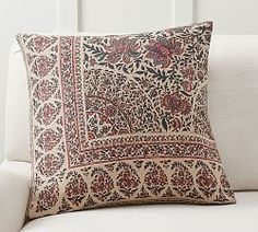 Find throw and accent pillows from Pottery Barn to easily update your space. Shop our pillow collection to find decorative pillows in classic styles, prints and colors. 20x20 Pillow Covers, Decorative Pillow Covers, Applique Pillows, Pillow Texture, Global Style, Pottery Barn, Printed, British Colonial, Living Room