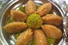 helva - turkish food - türk yemekleri