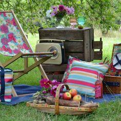 Perfect Picnics...Notcutts.co.uk Hothouse picnic range