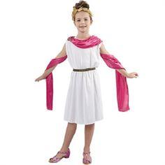 Græsk Gudinde udklædning   Udklædning til piger   Fastelavn kostumer