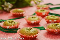 Kesar Ellachi Peda Using Khoya/Mawa Lets offer this #kesarpeda to Maa Durga on #Navratri #Prasad #kesarellachipeda #diwalisweets #festiveseason #happynavratri  #homemade #khoya #mawa Recipe at: www.annapurnaz.in