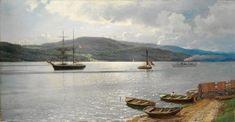 Hans Gude-Fra Kristianiafjorden 1896.jpg
