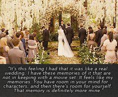Kristen Stewart's favorite scenes in Twilight
