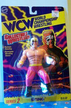 Wwe Action Figures, Sports Figures, Retro Toys, Vintage Toys, Wwf Toys, Modern Toys, Wrestling Superstars, Hulk Hogan, Little Bit