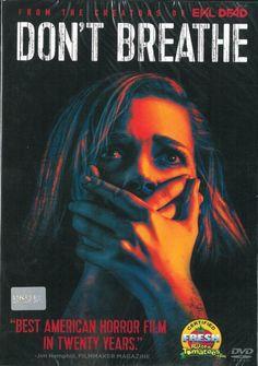 Don't Breathe - DVD REGION 1,3,4 (2016) Stephen Lang, Horror Thriller